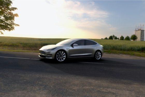 2017 Tesla Model 3