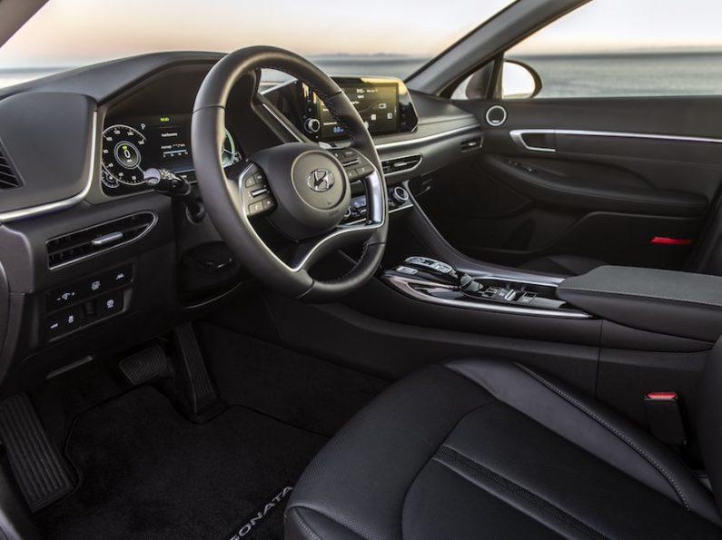 Hyundai Sonata Hybrid Limited del 2020 – Prueba de manejo